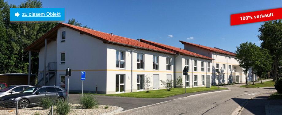 Pflegezentrum in Schechen